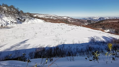Hachimantai Sumikawa Area (peaceful-jp-scenery (busy)) Tags: hachimantai mountain landscape snow snowshoeing hotspring akita kazuno 八幡平 澄川地区 スノーシュー 雪山 温泉 鹿角市 秋田 日本 huaweimate20pro