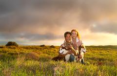 Christmas in Waimea 2019 55 (JUNEAU BISCUITS) Tags: siberianhusky husky waimea kamuela bigisland sonya7riii sony sunset hawaii hawaiiphotographer portrait portraiture family