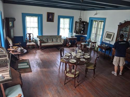 St Eustatius Historical Foundation Museum, Statia, Nov 2019