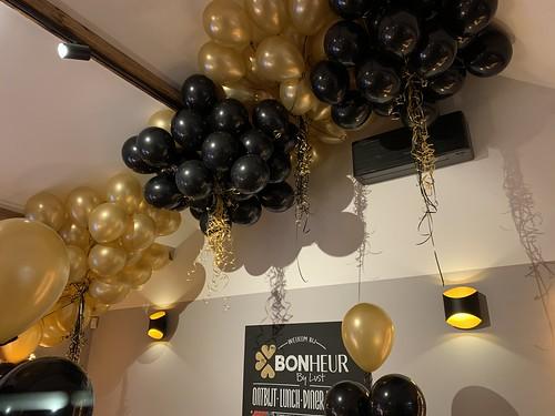 Heliumballonnen Bonheur by Lust Barendrecht