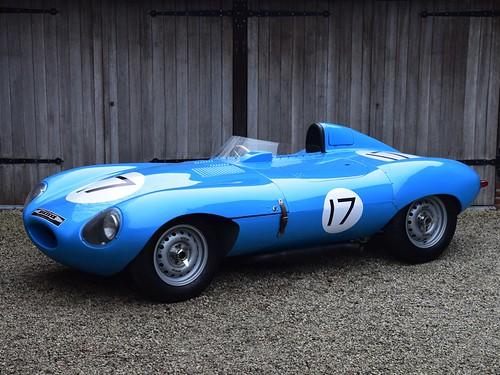 Jaguar D-Type (1957)