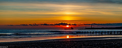 Jan 1st 2020 Early Morning Supply Boats headed into Aberdeen Harbour @ Sunrise . (Rab,) Tags: aberdeen scotland unitedkingdom excellent start 2020 amazing colors sunrise newyear newyear2020