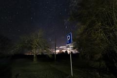 No parking (JaaniicB) Tags: canon eos 77d night stars efs 1022 parking