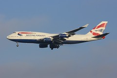 B747 G-CIVA London Heathrow 30.12.19 (jonf45 - 5 million views -Thank you) Tags: airliner airline aircraft jet plane flight aviation travel london heathrow airport egll lhr landing british airways boeing 747436 gciva b747 747 744 b744 baw jumbo