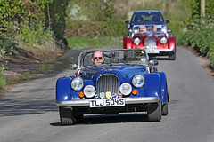 Morgan Plus 8 (1977) (Roger Wasley) Tags: morgan plus 8 tlj504s 1977 classic car vehicle gloucestershire
