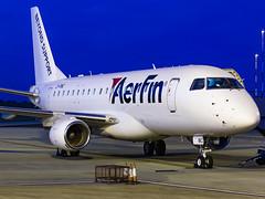 Aerfin | Embraer ERJ-170LR | 2-FINC (MTV Aviation Photography) Tags: aerfin embraer erj170lr 2finc embraererj170lr klmengineering norwichairport norwich nwi egsh canon canon550d