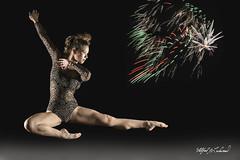 Happy New Year_T3W7747 (Alfred J. Lockwood Photography) Tags: dance dancer fireworks portrait happynewyear lowkey keller texas