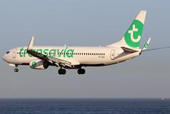PH-HSM_05 (GH@BHD) Tags: phhsm boeing 7378k2 transaviaairlines arrecifeairport lanzarote 737 738 737800 b737 b738 hv tra transavia ace gcrr arrecife aircraft aviation airliner