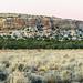 Nature around the Acoma Pueblo