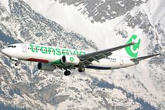 F-HTVC (toptag) Tags: boeing7378k2 fhtvc transavia france inn lowi innsbruck mountains winter tirol austria aviation eham b738