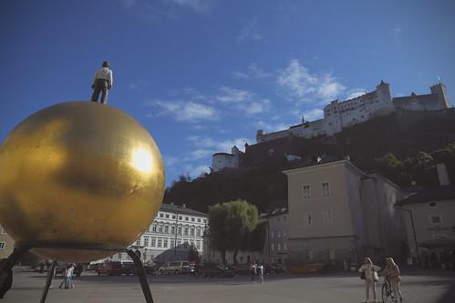 Goldball Slatzburg, Salzburg, Austria