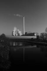 Good morning 2020 (tmdittrich) Tags: fahrrad tour 2020 petaxkp hdpentaxfa35mmf2al kraftwerk herne kanal