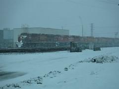 snow train (Ruin Raider) Tags: minnesota mpls train cp cprail snow rail