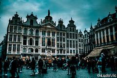 Architecture de la Grand Place, Bruxelles (Lцdо\/іс) Tags: bruxelles belgique belgium brussels europe lцdоіс architecture