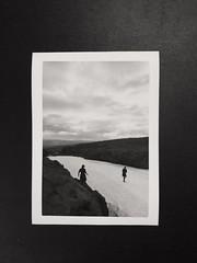Ófeigsfjarðarheiði, Iceland (alex omarsson) Tags: iceland strandir árneshreppur ófeigsfjörður 35mm ilford hp5 bromesko kodakroyalbromesko silvergelatinprint darkroomprint