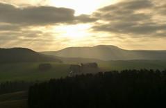 Die erste Wanderung im neuen Jahr :-) (isajachevalier) Tags: elbsandsteingebirge sächsischeschweiz landschaft licht sachsen panasonicdmcfz150
