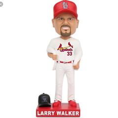 Larry Walker 9 Pro Baseball (Canuck Man) Tags: larrywalker montreal expos mapleridge bc 1966 pro baseball athlete bobblehead canadianman canuck canadianmen canadien canadian tribute