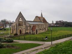 Royal Garrison Church-FC310255 (tony.rummery) Tags: building church em5mkii garrison historic mft microfourthirds omd olympus portsmouth ruin southcoast southsea england unitedkingdom