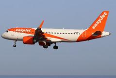 G-UZHN_04 (GH@BHD) Tags: guzhn airbus a320 a320200 a320251 neo a320251neo easyjet arrecifeairport lanzarote u2 ezy ace gcrr arrecife aircraft aviation airliner