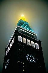 New York at Night (chabsh) Tags: nyc new york fuji midtown xpro2 captureone