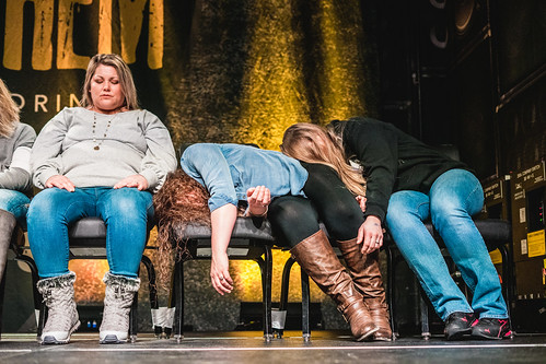 DougT Hypnosis Show - 12.28.19 - Hard Rock Hotel & Casino Sioux City