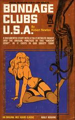 Wee Hours 549 - Robert Newton - Bondage Clubs U.S.A. (swallace99) Tags: weehours vintage 60s bondage sleaze paperback