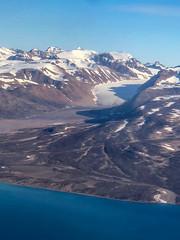 East Greenland aerial shot (tmeallen) Tags: eastgreenland denmarkstrait cotedeblosseville glacier icefield mountains snowcovered mountainshadow wilderness uninhabited remotearea aerialview remotetravel