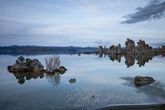 Gotta love those details (ScorpioOnSUP) Tags: a7riv california christmaseve christmaseve2019 easternsierra monolake sierranevada sonya7riv sonyalpha southtufa beautifullight chasinglight clouds lake landscape landscapephotography longexposure reflections rockformations solitude winter