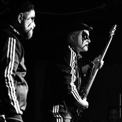 BO0O6763 (pataparat) Tags: canon1dx bw musica musik muzyka muziek música музыка music μουσικόσ μουσική musique musiikki concert people люди moscow moscú moscou moskau μόσχα russia ρωσία рокмузыка musician музыканты rock absurdrock pazormetal uratsakidogi magicdrainpipe 80200l bassplayer guitar guitare гитара