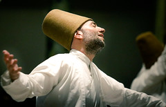Whirling dervishes in Istanbul (svklimkin) Tags: дервиш стамбул религия ислам танец istanbul dance dervish people portrait svklimkin canon