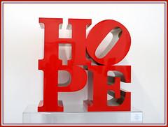 Un augurio per il 2020! My best in 2020! (Raffa2112) Tags: rosso arte installazione artefiera2017 hope red installation artwork canoneos750d raffa2112 robertindiana
