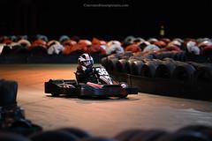 Racing Car Driver (Steven Robinson Pictures) Tags: gokart boy child cute sport racing car petrol karting power speed indoorkarting nikon70200f28e nikond850 environmentalportrait innocence racetrack lowlight