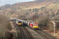20200101_IMG_9287 (PowerPhoto.co.uk) Tags: northern class150 class1501 dieselmultipleunit dmu 150149 chinley chinleynorthjunction 2s77 dbcargouk dbcargo dbc class60 tug diesel locomotive 60091 barryneedham 6h02 freighttrain stonetrain train railway