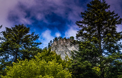 Dunajec Gorge - impression #5 (Andrzej Kocot) Tags: andrzejkocot art adventure landscape landscapes creative clouds countryside colors sky surreallandscape surreal sunlight skyline fineart forest olympus omd outdoor poland polska colorful photography