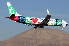 PH-HSI_07 (GH@BHD) Tags: phhsi boeing 7378k2 hv tra transavia transaviaairlines peterpanlivery arrecifeairport lanzarote 737 738 737800 b737 b738 ace gcrr arrecife aircraft aviation airliner