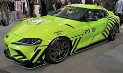New Supra (Schwanzus_Longus) Tags: essen motorshow german germany japan japanese modern car vehicle coupe coupé toyota supra