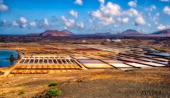 SALINAS DE LANZAROTE (XUVIRA) Tags: canarias lanzarote salinasdelanzarote salinas