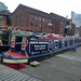 Boatel Birmingham at Gas Street Basin