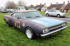 Plymouth Satellite (R.K.C. Photography) Tags: plymouth plymouthsatellite classic american car 1970 svr370h thunderroad barrington cambridgeshire england unitedkingdom uk canoneos750d