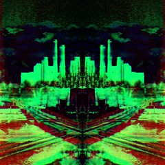in the autumn of a bleach enema cure rage iii (fibreman) Tags: digital art manipulation composite psychedelic lofi artefacts manchester artist psp uk distorted colour ambient abstract 3d lysergic trippy druggy lsd dmt autism sensory creative abstractart digitalart green