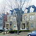 Houses, Lafayette Square, St. Louis
