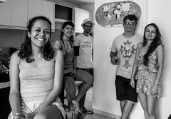 Amizade (felipe sahd) Tags: city cidade fortaleza ceará brasil nordeste amizade pessoas 123bw noiretblanc