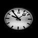 DB Clock at Esslingen Neckar Bahnhof