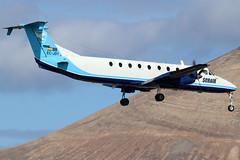 EC-JDY_08 (GH@BHD) Tags: ecjdy beech1900 beech1900c serair arrecifeairport lanzarote beech beechcraft aircraft aviation airliner turboprop ace gcrr