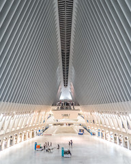 World Tade Center Station, New York (Pierre Blaché) Tags: photography architecture station modern city transportation traveldestinations builtstructure design travel famousplace downtowndistrict tourism subway oculus newyork nyc ny usa america worldtradecenter