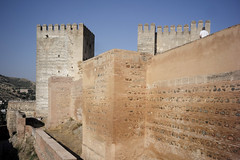 Alhambra wall (ADMurr) Tags: spain espana alandalus andalusia granada leica m240 35mm zeiss zm m0005145