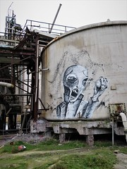 Keep Punching Joe / ... - 1 jan 2020 (Ferdinand 'Ferre' Feys) Tags: gent ghent gand belgium belgique belgië streetart artdelarue graffitiart graffiti graff urbanart urbanarte arteurbano ferdinandfeys bestofbe2019