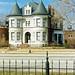 Mansion across Lafayette Park, St. Louis