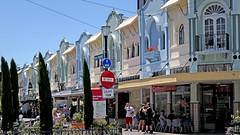 New Regent Street. Christchurch. NZ. (Bernard Spragg) Tags: newregentstreet street urban lumix christchurch
