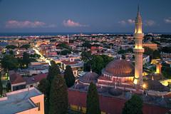 Rhodes by Night (hapulcu) Tags: aegean dodecanese grece grecia greece griechenland rhodes rodi rodos yunanistan δωδεκάνησα ελλάδαaegean ρόδοσ